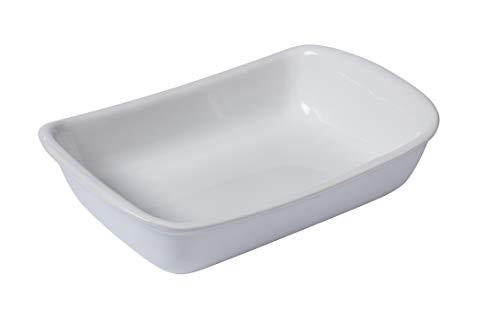 Imagen principal de Pyrex Supreme Fuente Para Horno, Blanco, 33X23Cm
