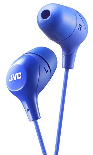Imagen principal de JVC HA-FX38A Azul Intraaural Dentro de oído auricular - Auriculares (