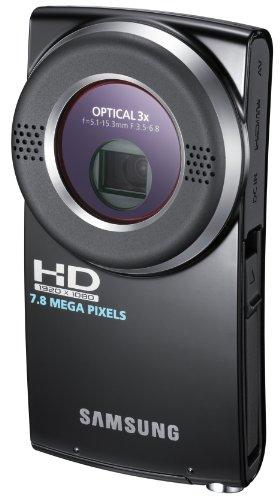 Imagen principal de Samsung HMX-U20BP - Videocámara (CMOS, 7.8 MP, 1/0.0906 mm (1/2.3), 3