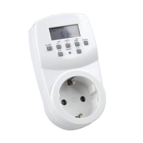 Imagen principal de Unitec 46433 - Enchufe con temporizador para interiores (digital, mini