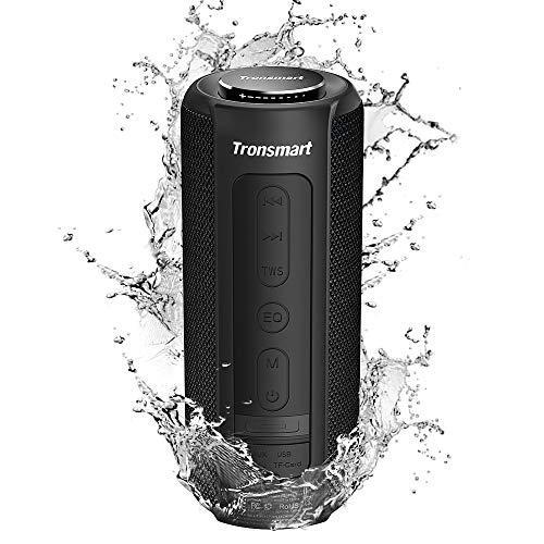Imagen principal de Tronsmart T6 Plus Altavoz Bluetooth 40W, Altavoces Portatiles Waterpro
