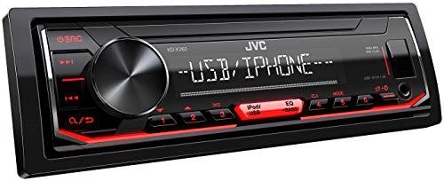 Imagen principal de Jvc x262USB de Auto Radio con RDS (sintonizador de Alto Rendimiento,