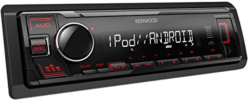 Imagen principal de Autorradio Deckless KENWOOD KMM-205 con USB, AUX IN