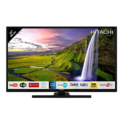 Imagen principal de HITACHI 32HE2100 TELEVISOR 32'' LCD Direct LED HD Ready Smart TV 400Hz