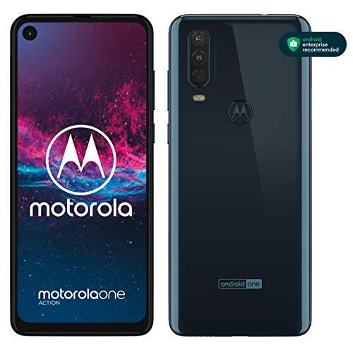 Imagen principal de Motorola One Action - Smartphone Dual SIM (Triple cámara: 12 MP + 5 M