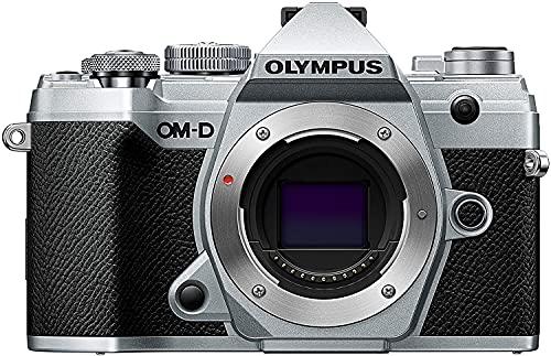 Imagen principal de Olympus OM-D E-M5 Mark III MFT, Sensor de 20 MPX Estabilizador de Imag