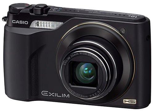 Imagen principal de Casio Exilim EX-FH100 - Cámara Digital Compacta 10.62 MP - Negro (3 P