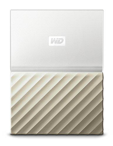 Imagen principal de Western Digital My Passport Ultra Disco duro externo de 1 TB - Blanco