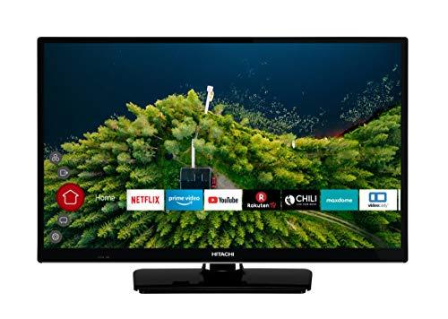 Imagen principal de Hitachi H24E2000 61cm 24 Smart TV PVR Negro