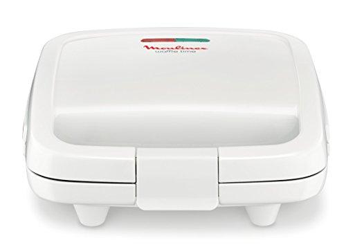 Imagen principal de Moulinex wj170112gofrera color blanco