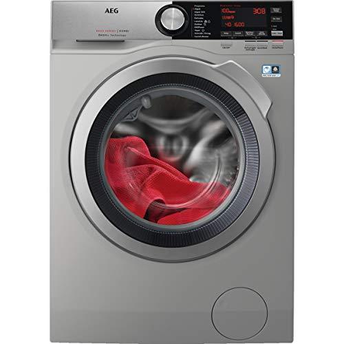 Imagen principal de AEG L8WEC162S Lavasecadora de Libre Instalación, Carga Frontal, Lava