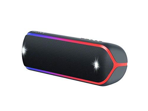 Imagen principal de Sony SRS-XB32B - Altavoz inalámbrico portátil (Bluetooth, Extra Bass