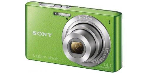 Imagen principal de Sony Cybershot - Cámara compacta de 14.1 MP (Pantalla de 2.7 Pulgadas