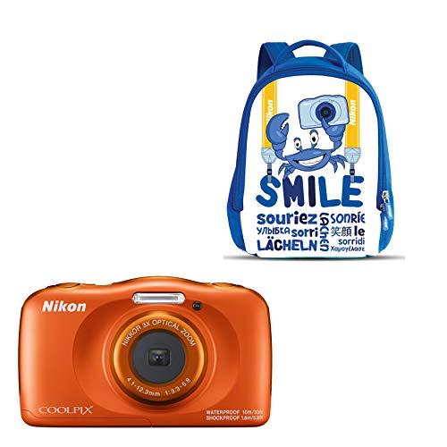 Imagen principal de Nikon Coolpix W 150 - Cámara digital compacta de 13.2 MP (pantalla LC