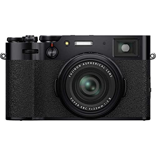 Imagen principal de Fujifilm X100V - Cámara con Sensor APS-C de 26.1 Mpx, Color Negro