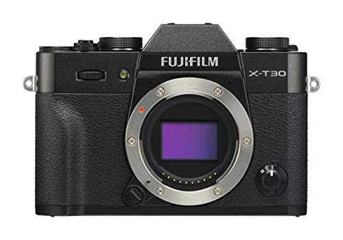 Imagen principal de Fujifilm X-T30 Cuerpo, cámara de Objetivo Intercambiable, Color Negro