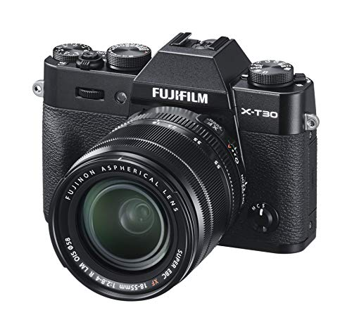 Imagen principal de Fujifilm X-T30, Kit cámara con Objetivo Intercambiable XF18-55/2.8-4,