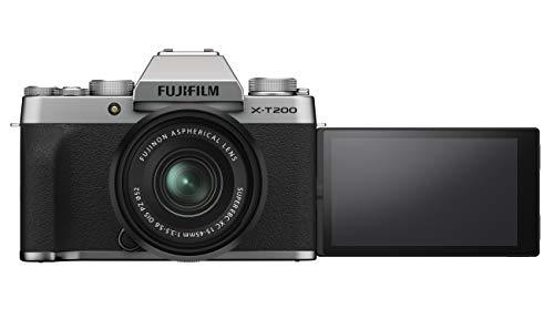 Imagen principal de Fujifilm X-T200 - Kit cámara con objetivo intercambiable XC15-45/3.5-