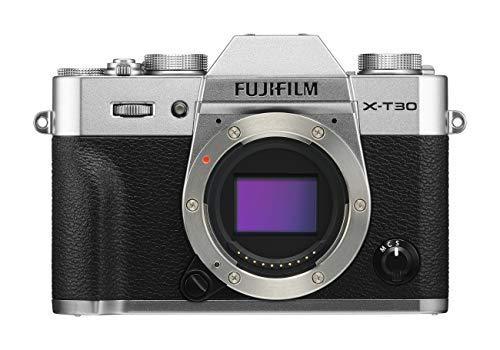 Imagen principal de Fujifilm X-T30 Cuerpo, cámara de Objetivo Intercambiable, Color Plata