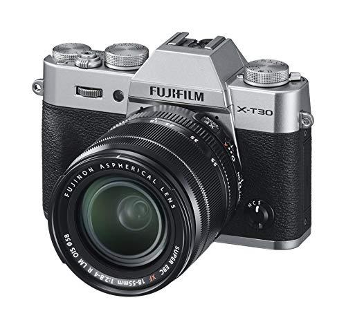 Imagen principal de Fujifilm X-T30 Kit con Objetivo XF18-55mmF2.8-4 R LM OIS, Kit Cámara