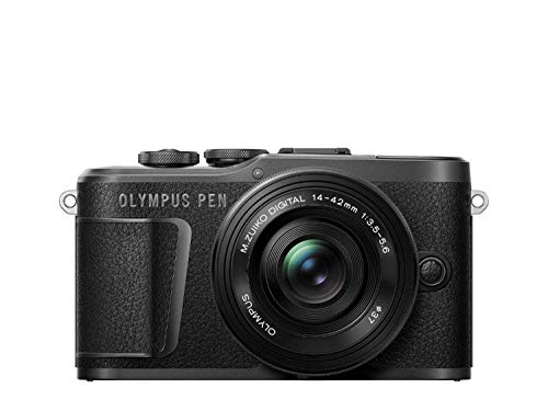 Imagen principal de Olympus E-PL10 Pancake Zoom - Cámara de 10 MP (batería y cargador in
