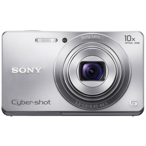 Imagen principal de Sony Cybershot - Cámara compacta de 16.1 MP (Pantalla de 3 Pulgadas,