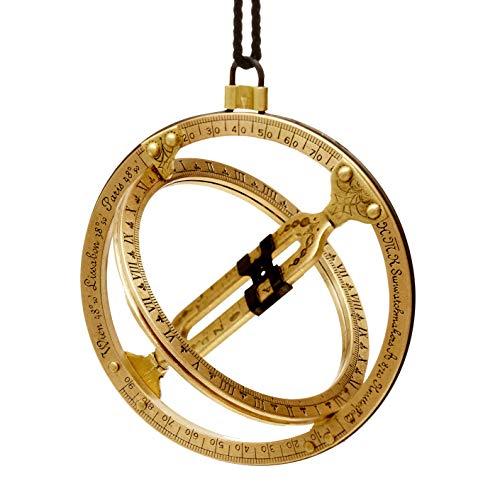 Imagen principal de Kala Reloj de Sol de Bolsillo de diseño Antiguo