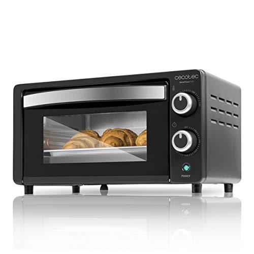 Imagen principal de Cecotec Bake&Toast 450 - Horno Sobremesa, Capacidad de 10 litros, 1000