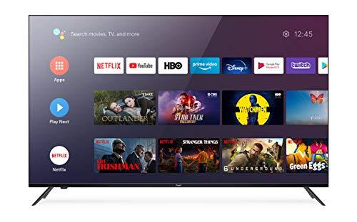 Imagen principal de Engel Axil TV LE5590ATV LED 55-TDT2/SAT2/C - 4k UHD -ANDROIDTV 9.0 + G