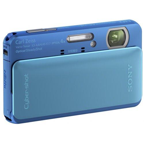 Imagen principal de Sony Cybershot - Cámara compacta de 16.2 MP (Pantalla de 3 Pulgadas,