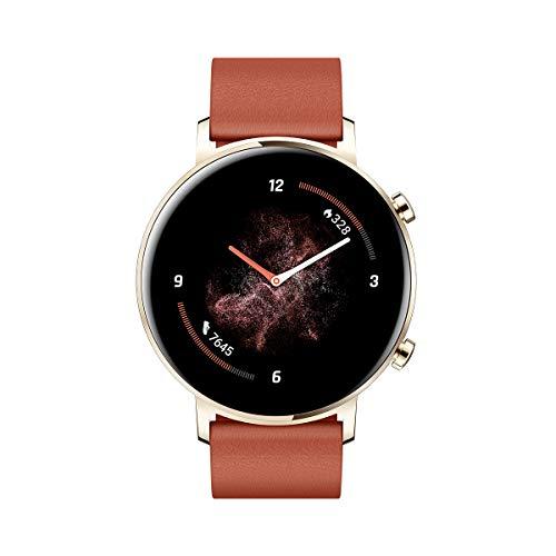 Imagen principal de Huawei Watch GT 2 - Smartwatch con Caja de 42 mm, hasta 1 Semana de Ba