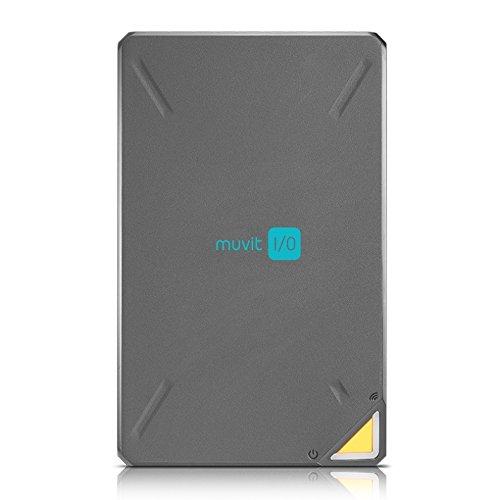 Imagen principal de Muvit I/O MIODDUW1 - Nube personal portátil de 1 TB (WiFi, puerto USB