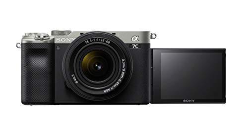 Imagen principal de Sony Alpha 7 C - Cámara evil de fotograma completo con objetivo zoom