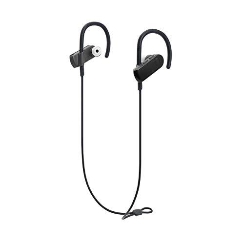 Imagen principal de Audio-Technica ATH-SPORT50BTBK - Auriculares inalámbricos con conexi�
