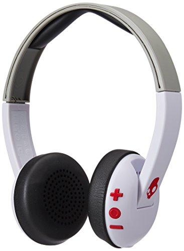 Imagen principal de Auriculares de diadema con Bluetooth Skullcandy Uproar Wireless, BLANC
