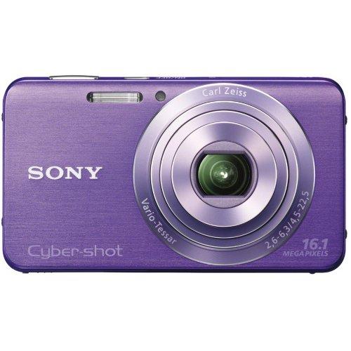 Imagen principal de Sony Cybershot - Cámara compacta de 16.1 Mp (pantalla de 2.7 pulgadas