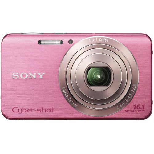 Imagen principal de Sony DSC-W630 Rosa - Cámara digital compacta
