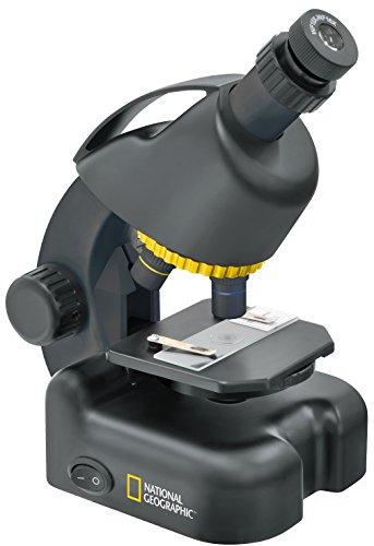 Imagen principal de Bresser Optics Microscopio National Geographic 40-640X Con Soporte Par
