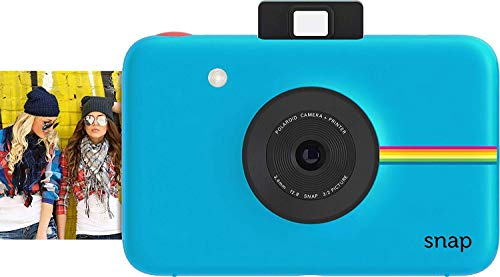 Imagen principal de Polaroid Snap - Cámara digital instantánea, tecnología de impresió