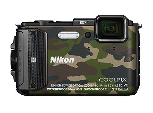 Imagen principal de Nikon COOLPIX AW130 Cámara compacta 16MP 1/2.3 CMOS 4608 x 3456Pixele