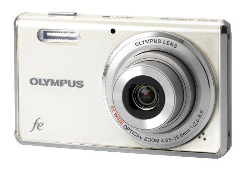 Imagen principal de Olympus FE-4000 - Cámara Digital Compacta 12 MP (2.7 Pulgadas LCD, 4X