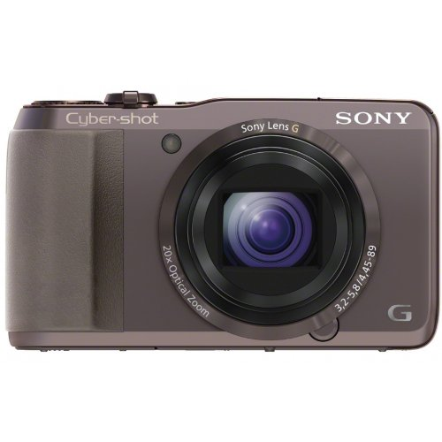 Imagen principal de Sony DSC-HX20VB - Cámara compacta de 18.2 Mp (pantalla de 3, zoom óp