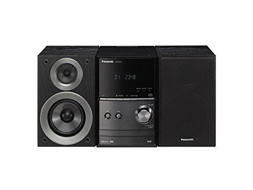 Imagen principal de Panasonic SC-PM602EG Home Audio Micro System 40W Negro - Microcadena (