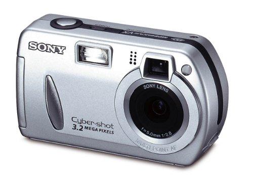 Imagen principal de Sony Cyber-Shot DSC-P32 - Cámara compacta de 3.2 MP (Pantalla de 1.6)