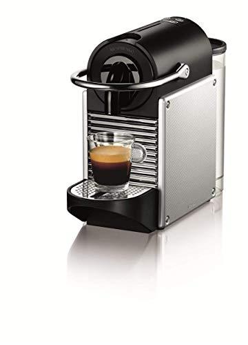 Imagen principal de Nespresso De'Longhi Pixie EN125S - Cafetera monodosis de cápsulas Nes