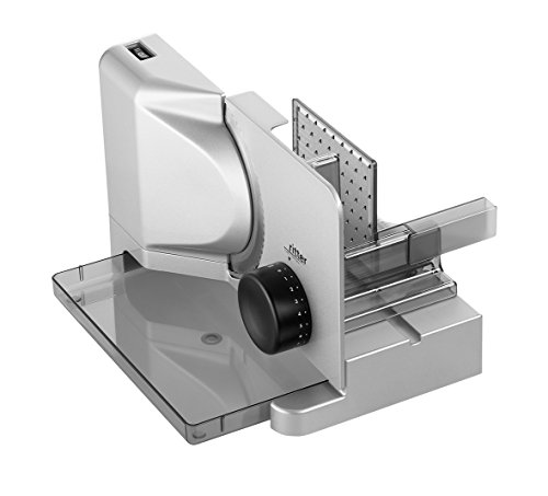 Imagen principal de Cortafiambres ritter fortis 1, cortafiambres eléctrico con motor ecol