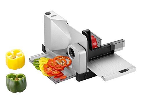 Imagen principal de Cortafiambres ritter icaro 7, cortafiambres eléctrico con motor ecol�