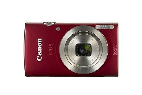 Imagen principal de Canon IXUS 185 - Cámara compacta de 20 MP (pantalla de 2.7, Digic 4+,