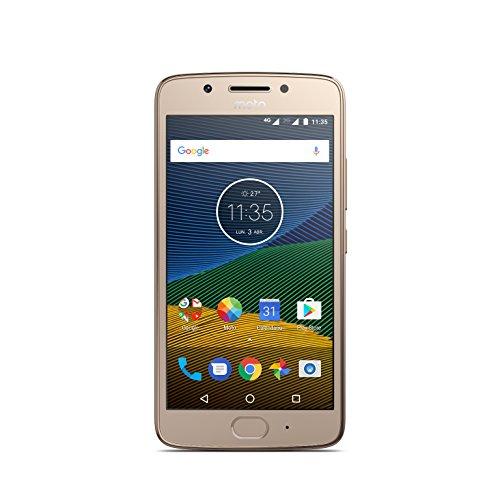 Imagen principal de Motorola Moto G5 - Smartphone Libre de 5 Full HD, 2.800 mAh de baterí