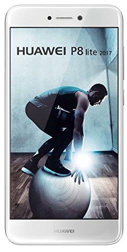 Imagen principal de Huawei P8 Lite - Smartphone libre de 5.2, Versión 2017, color blanco